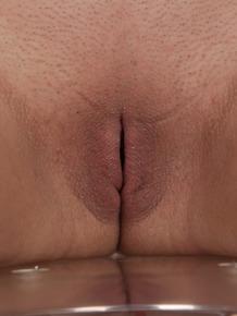 Wannabee pornstar Veronika peels her clothing for audition hard nipple closeup