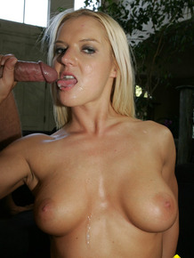 Naked blonde Barbara Summer does anal during a hardcore fuck