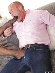 Incredible blowjob done by an outstanding babe Vanda Lust