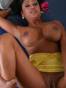 Busty Indian MILF sucks a dick, gets titty & pussy fucked in Dr. Ash's office