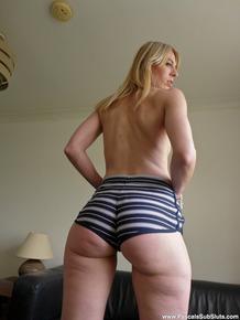 Skinny tiny titted slut Jentina Small spreading ass for dark star closeup