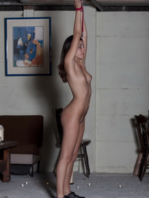Getting tied up is one way to show complete submission
