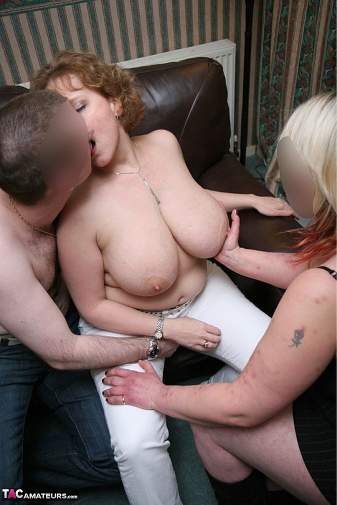 Married Couple Threesome Anal