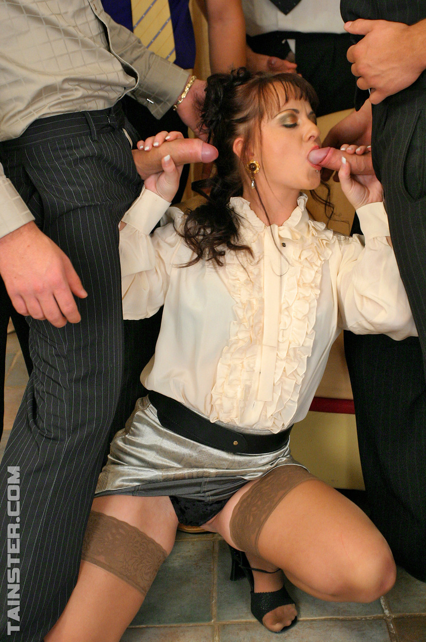 Mature Anal Lesbian Bondage